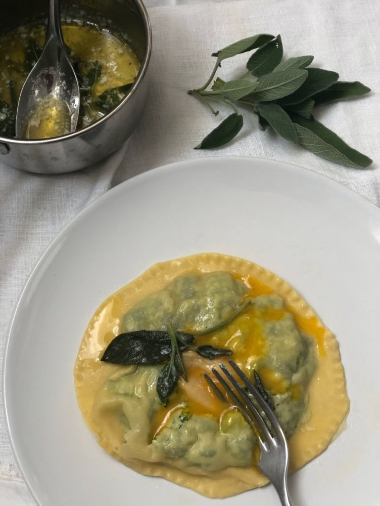 Antonella cooking classes in Tuscany