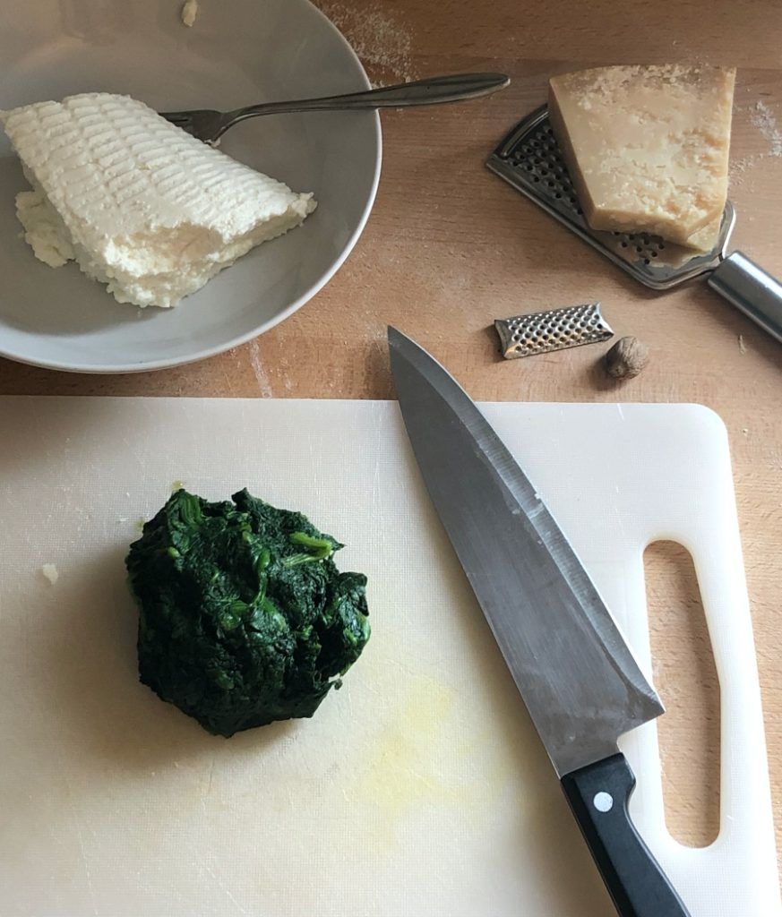 Antonella cooking classes in Chianti