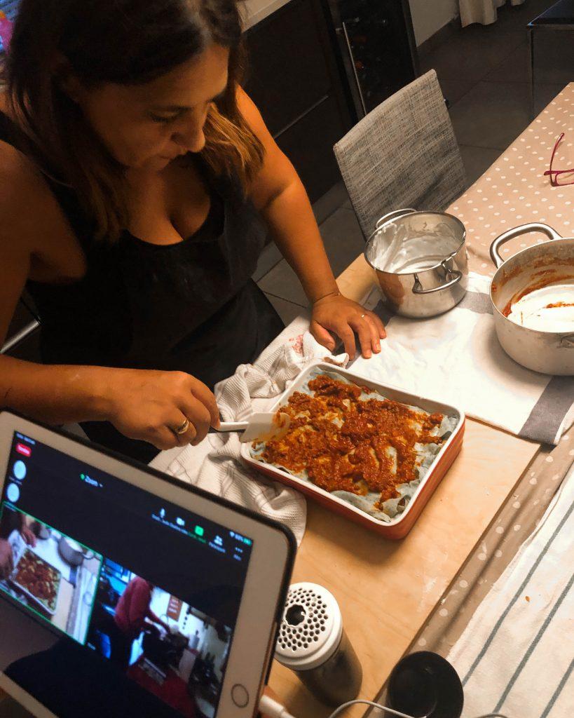 antonella cooking